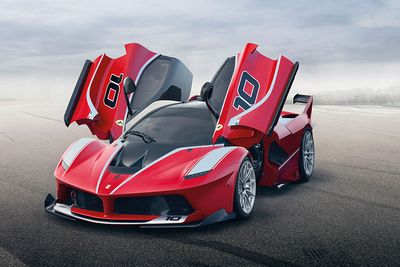 Video: Chris Harris Experiences The Ferrari Fxx-k Like Never Before...
