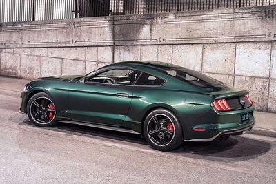 Video: 2019 Ford Mustang Bullitt Revealed!