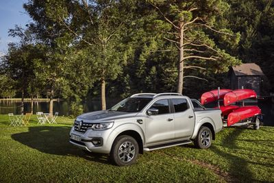 Video: The All New Renault Alaskan Double-cab Is Taking Names!