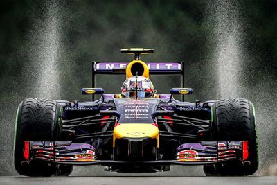 Almost Time Again – Formula 1 2018