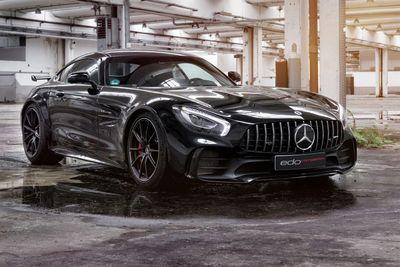 Mercedes-amg Gt R By Edo