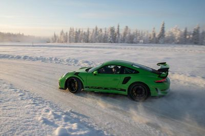 The New Porsche Gt3 Rs
