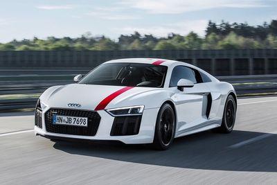Video: 2018 Audi R8 V10 Rws
