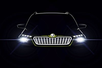 Video: Skoda's Vision X Concept To Introduce A Compressed Natural Gas Alternative Powertrain