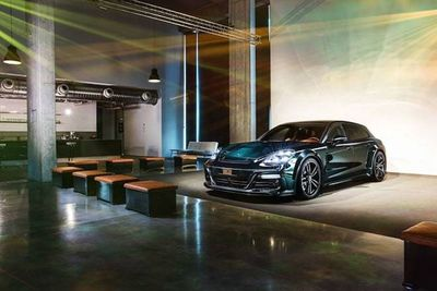 Video: Techart's 640hp Panamera To Debut In Geneva