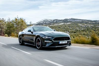 Ford Mustang Bullitt Confirmed For Australia