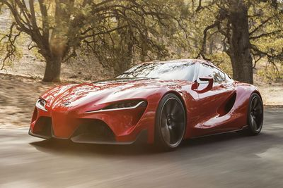 Fans Rejoice! Toyota Confirms Plans To Build Supra