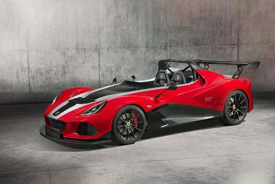 Lotus 3-eleven 430: A Viking Sendoff For A Supercar Slayer