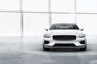 Polestar 1 – A Two-door Electric Coupe You Purchase On Subscription