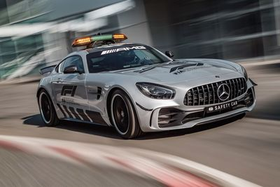The Mercedes Amg Gt R Is F1's New 2018 Safety Car