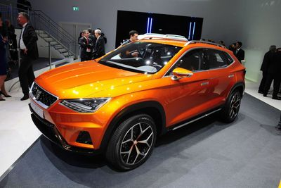 Seat Coupe Suv Will Arrive In 2020