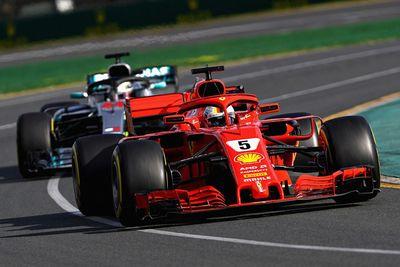 Vettel Puts Hamilton In His Place With A Ferrari Victory