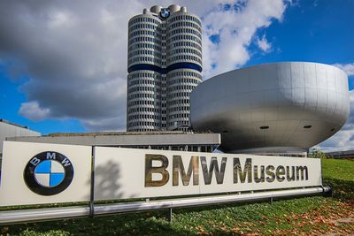 Bmw Museum – From The Past To The Future All Under One Roof