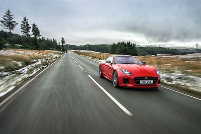 Video: Updates For Jaguar's Awesome F-type Are Here