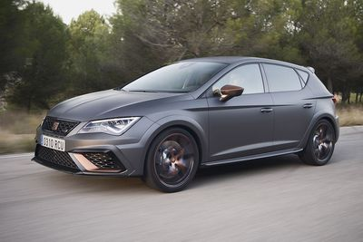 Seat's Leon Cupra R For 2018 Is A Brute