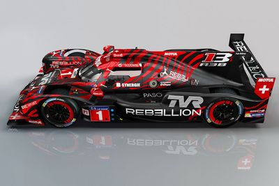 Tvr Returns To Lemans As A Technical Partner To Rebellion Racing