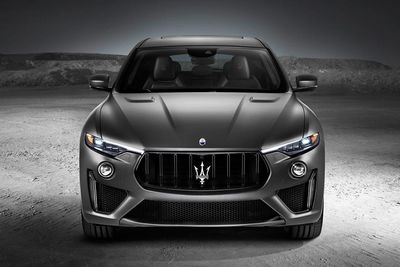 Video: Maserati's Levante Trofeo Pumps Out 590bhp And Claims Fastest Suv Title