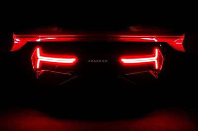 Brabham Bt62: 5.4-litre V8 To Power Track-focused Hypercar