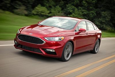 Ford Mondeo's future in doubt as Fusion is axed in US