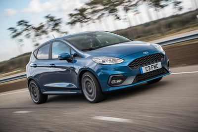 New Ford Fiesta St Is A Cracker!