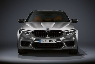 New Bmw M5 Competition Pack Revealed