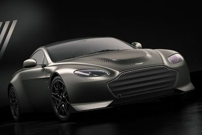 Aston Martin unleashes run-out V12 Vantage V600