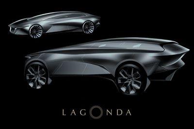Aston Martin Lagonda Suv Announced And It Might Break Your Eyes