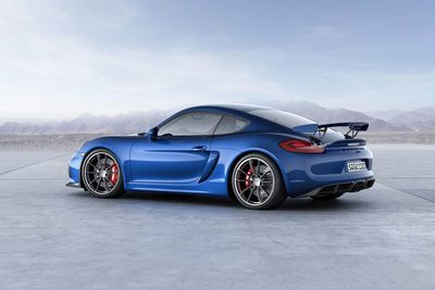Porsche Accused Of Altering Cayman R Emission Test For Uk Market