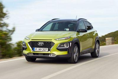 New Hyundai Kona N Performance Suv In Line For 247bhp