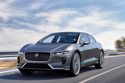 The 2019 Jaguar I-pace Is Looking Incredible!
