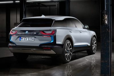 Bmw Inext Suv Concept Teased And Confirmed