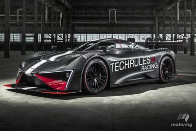 Techrules Ren Rs Supercar Revealed – And It Has Turbines!