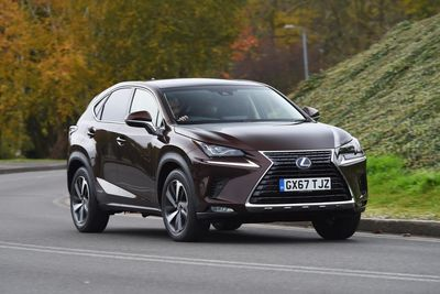 New Lexus NX 300h Sport trim and surprise launch date revealed