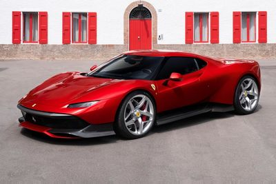 Ferrari SP38 one-off special revealed – and it's gorgeous!