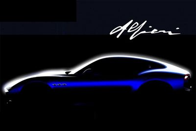 New Maserati Alfieri coupe and baby SUV to arrive by 2022