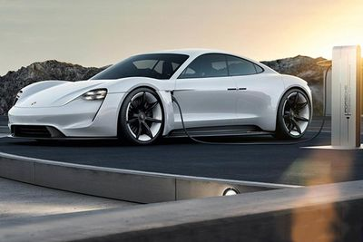 Porsche Taycan name announced for 2019 Mission E electric GT car