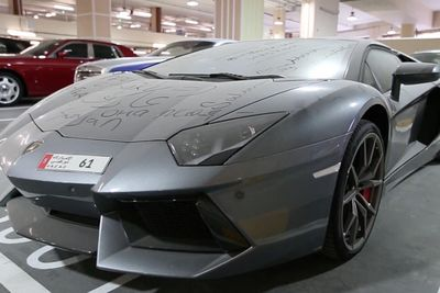Video: Why are there so many abandoned cars in Dubai