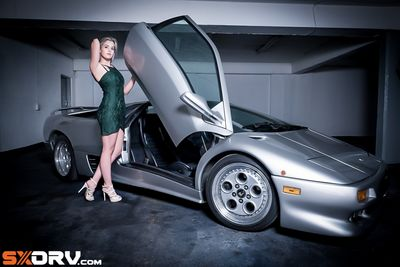 Video: Wendy Vr – Lamborghini Diablo Vt – Exclusive Feature