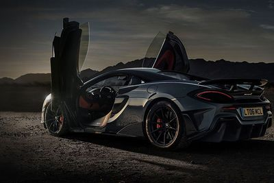 Mclaren's All-hybrid Future In Just 7 Years