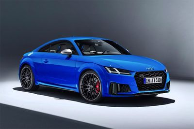 New 2019 Audi TT Includes New Engines, Design And Tech