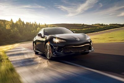 2019 Toyota 86 Trd Special Edition With Slightly More Power