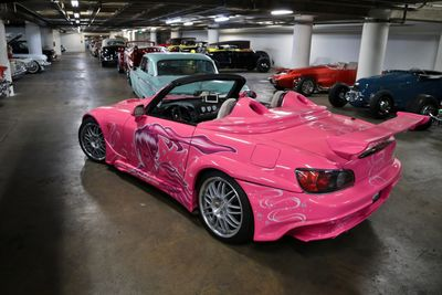 This Dude Found Suki's Honda S2000 From 2 Fast 2 Furious!