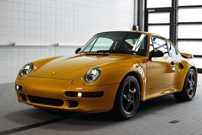 Porsche's 'brand New' 993 Turbo S Is Amazing To Say The Least!