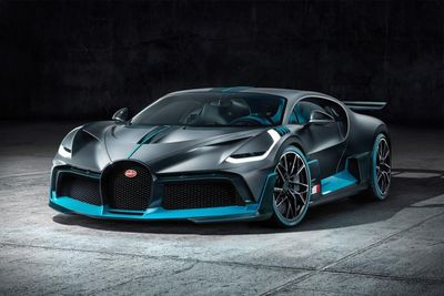 Bugatti Divo Unveiled – Bugatti Introduces A New 1103kw Super Sports Car
