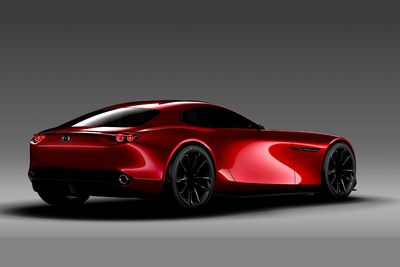 Mazda's New EVs Could Pave The Way For a RX9 Rotary Sports Car