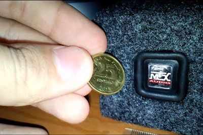25mm Mini Subwoofer (Smallest In The World)