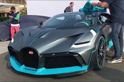 Why Even The Richest Of The Rich Can't Buy The New Bugatti Divo