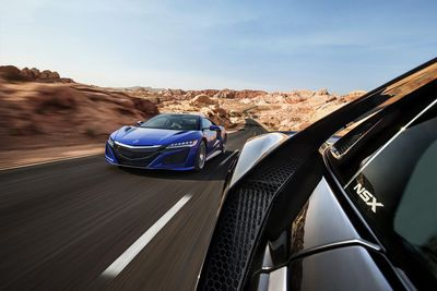 ACURA Has Issued Two Safety Recalls For The NSX