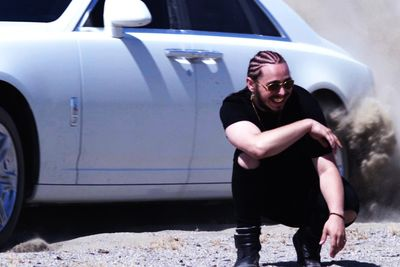 Post Malone's Rolls Royce Wrecked – This Is What He Upgraded To