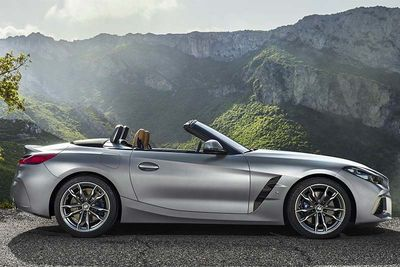 First look: BMW Z4 Roadster